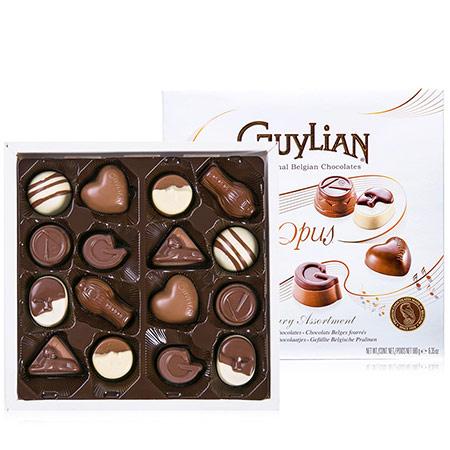 心形巧克力礼盒 免费刻字