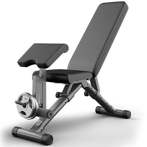 仰卧起坐健身板 多功能腹肌板