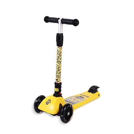 儿童脚踏滑板车 超强承重