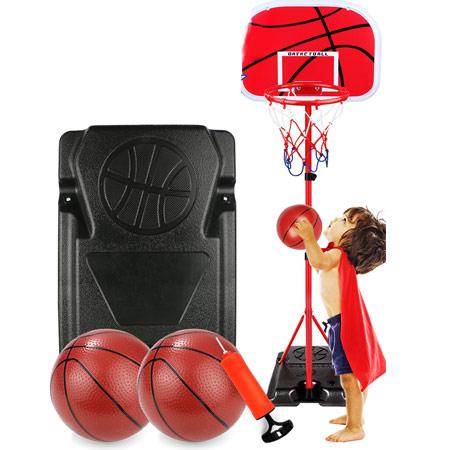 儿童可升降篮球架 宝宝投篮架