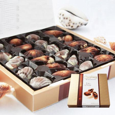 创意黑巧克力礼盒 个性改字