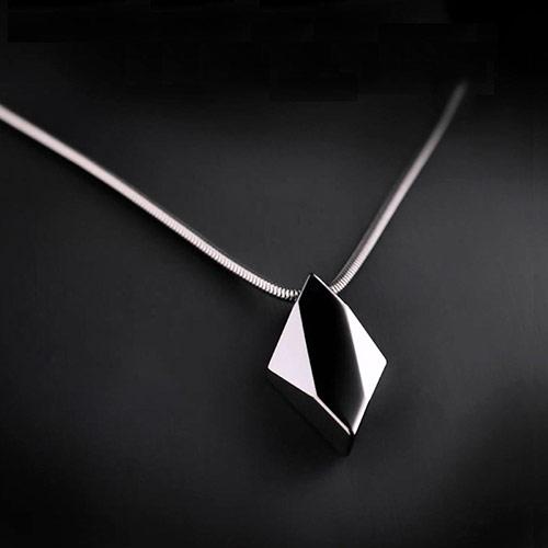 925银男士魔戒项链 个性项链