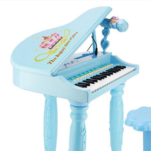 芭比儿童炫光电子琴