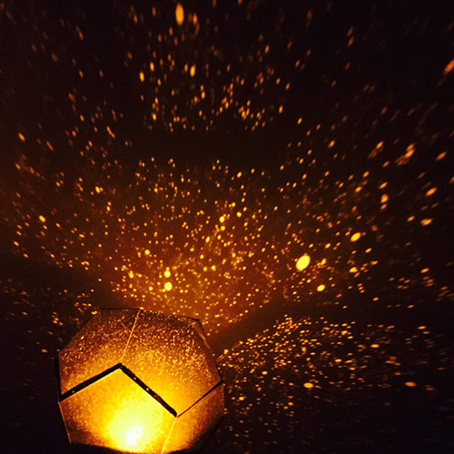 浪漫星空投影灯