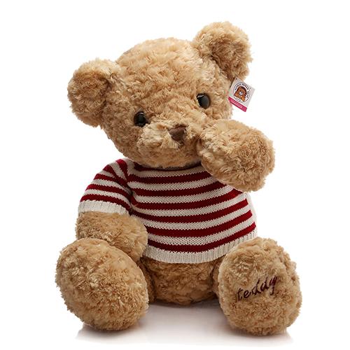 超大号泰迪熊公仔 经典公仔熊