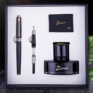 毕加索高档钢笔墨水礼盒