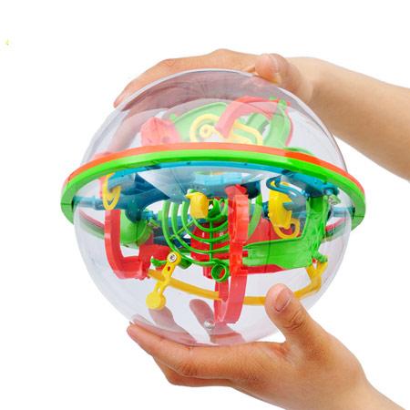 3D版魔方迷宫 孩子益智玩具