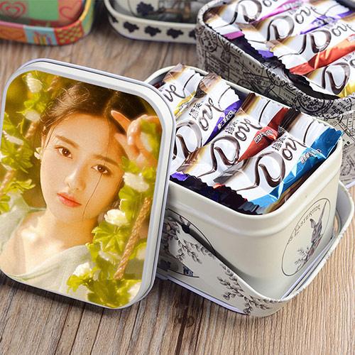 创意玫瑰心语巧克力礼盒