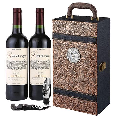 法国进口AOC红酒礼盒