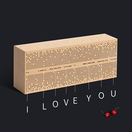 浪漫钢琴音乐盒 个性刻字