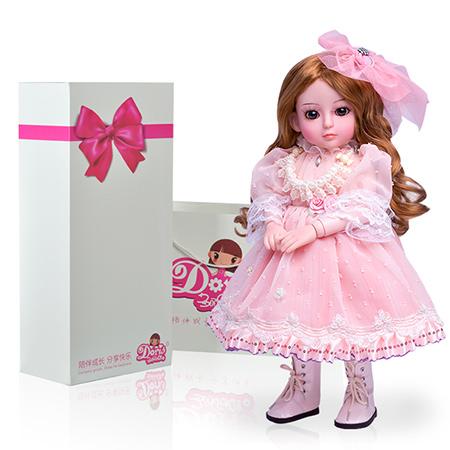多丽丝智能芭比娃娃 对话跳舞