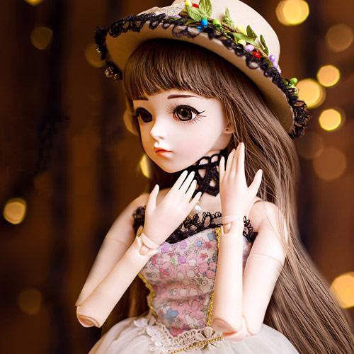 智能芭比洋娃娃 会说话的娃娃