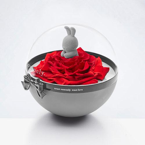 心形玫瑰香皂花礼盒  浪漫礼物