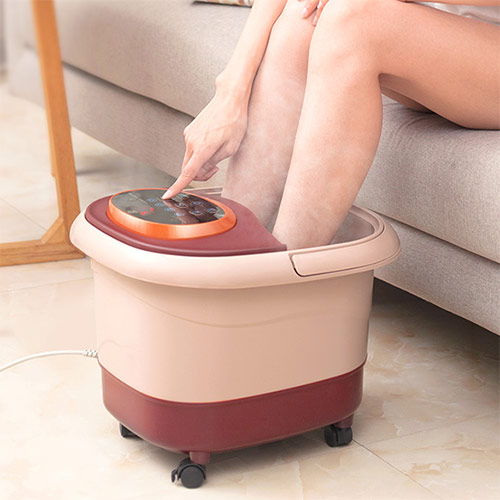全自动按摩式洗脚盆