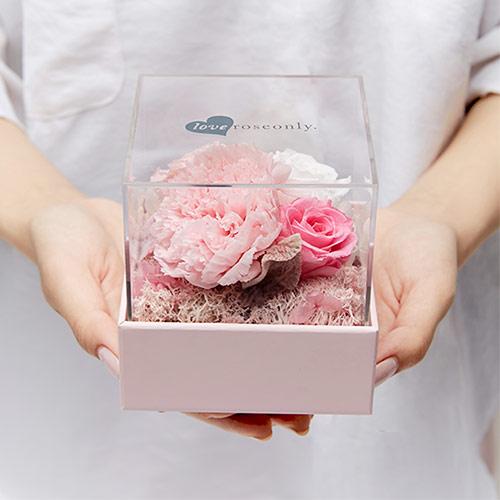 高档鲜花礼盒 全国鲜花速递图片