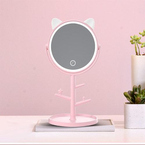 波斯猫便携化妆镜