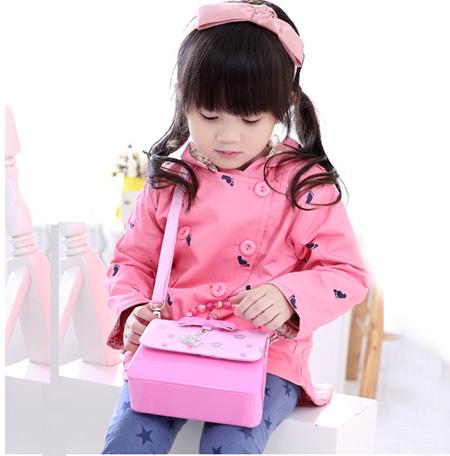 粉嫩精灵公主包
