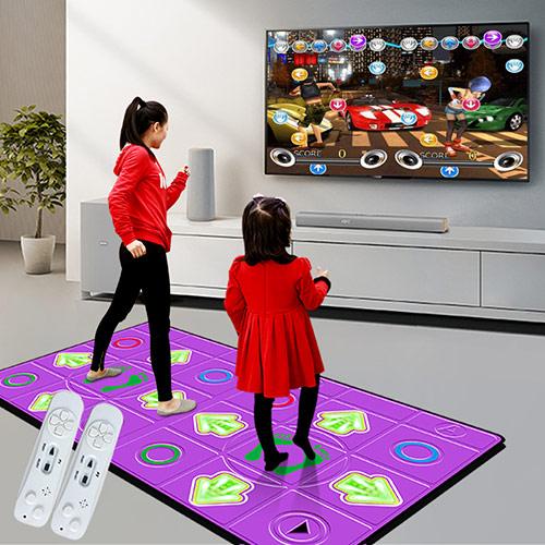 家用亲子游戏跳舞毯 健身毯