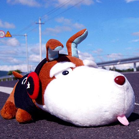 点评:车内专用的卡通靠枕,可爱猴子造型,送给有车族的首选萌萌哒礼物.