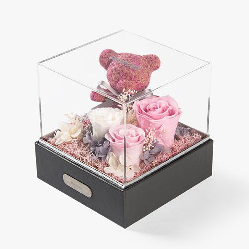 创意玫瑰香皂花礼盒 浪漫神器