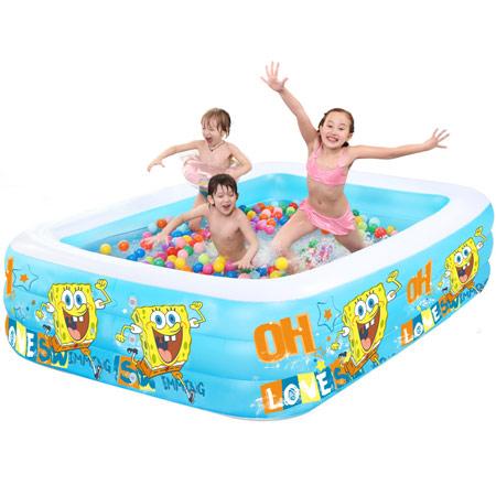 超大家庭儿童海洋球池 戏水池