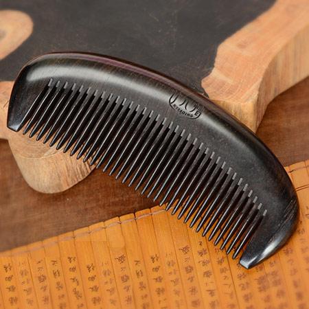 谭木匠天然牛角木梳 健康梳子