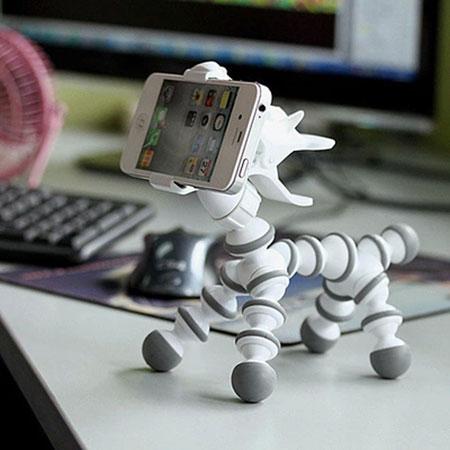 咔咔小马懒人手机支架 创意礼物