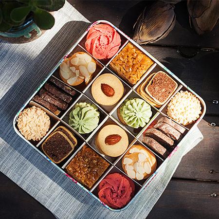 米老头广式多口味月饼礼盒