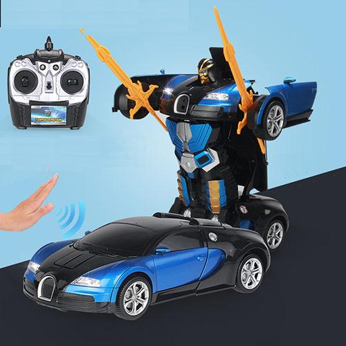 机械战警智能机器人玩具