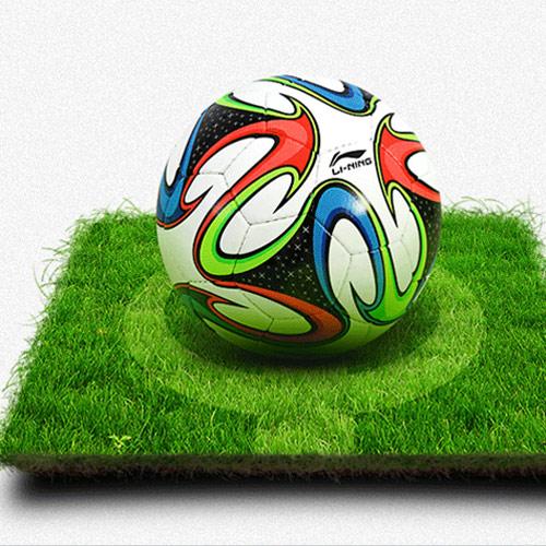 大型桌上足球对战玩具