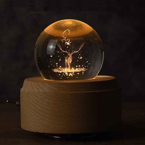 多功能智能音响小夜灯